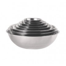 Update International MB-400 Stainless Steel 4 Qt. Mixing Bowl