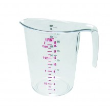 Update International MEA-50PC 1 Pint Dry PC Measuring Cup
