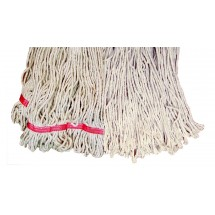 Update International MOP#24LE 480 Grams Wet Mop Head with Loop Ends