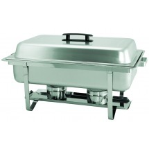 Update International SCC-16P Stackable Full Size Chafer