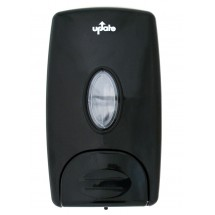 Update International SD-32 Black 32 Oz. Soap Dispenser