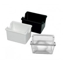 Update International SPH-BK Black Plastic Sugar Pack Holder