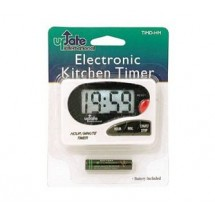 Update International TIMD-HM Digital Timer with Clip & Magnet