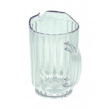 Update International WP-32SC San Clear 32.Oz Water Pitcher