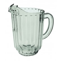 Update International WP-60SC Clear Water Pitcher 60 Oz.