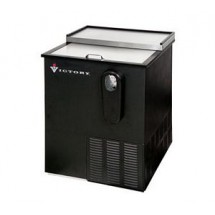 Victory VDW-24-4 Black Bottle Cooler