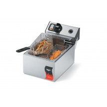 Vollrath 40705 Electric Single Countertop Fryer With 1.8 kw 110V