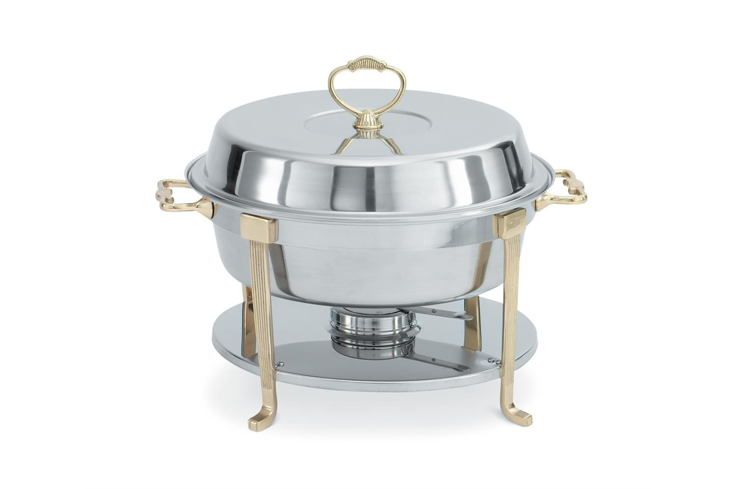 Vollrath 46030 Stainless Steel Round Chafer