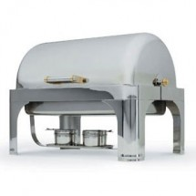 Vollrath 46084 Vented Dome Cover for Oblong Chafer 46080