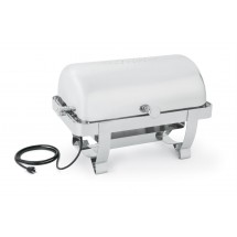 Vollrath 46529 Stainless Steel Retractable Roll Top Chafer