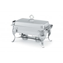 Vollrath 46880 Stainless Steel Oblong Chafer