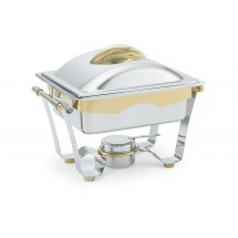 Vollrath 48329 Stainless Steel Round Chafer