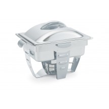 Vollrath 49529 Stainless Steel Half-Size Chafer 