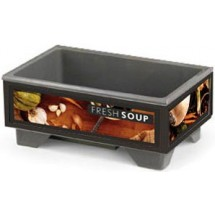 Vollrath 720200002 Full Size Soup Warmer Base Unit  With Tuscan Graphics