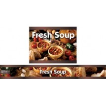 Vollrath 7281003 Menu Board-Country Kitchen Graphics