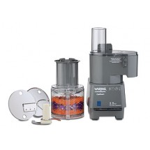 Waring FP25C 2.5 Quart Continuous Feed Commercial Food Processor
