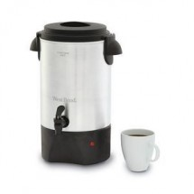 West Bend 54130 12 to 30 Cup Coffee Maker