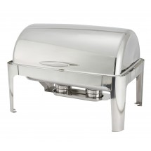 Winco 601 Full Size 8 Qt. Madison Chafer