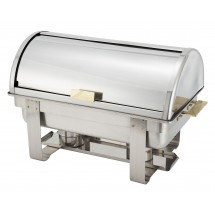 Winco C-5080 Full Size Dallas 8 Quart Chafer