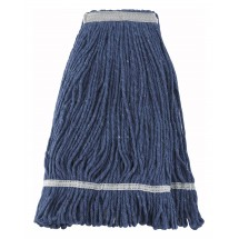 Winco MOP-24 Blue Yarn Mop Head