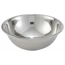 Winco MXB-800Q 8 Qt. Stainless Steel Mixing Bowl