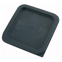Winco PECC-24 Green Cover Fits 2 and 4 Qt. Container