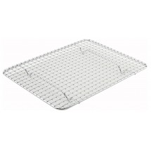"Winco PGW-810 8"" x 10-1/2"" Wire Pan Grate"