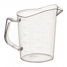 Winco PMU-50 1 Pint Measuring Cup