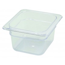 Winco SP7604 1 / 6 Size Food Pan 4