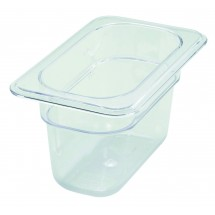 Winco SP7904 1/9 Size Food Pan