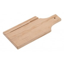 Winco WCB-125 Wooden Bread/Cheese Board