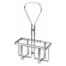 Winco WH-5 Oil & Vinegar Cruet Rack