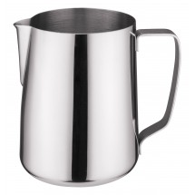 Winco WP-66 66oz. Stainless Steel Water Pitcher