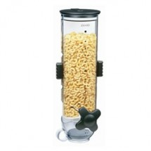 Zevro WM100 Spartspace Single 13 oz. Wall Mount Dry Food Dispenser
